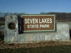 Seven Lakes State Park