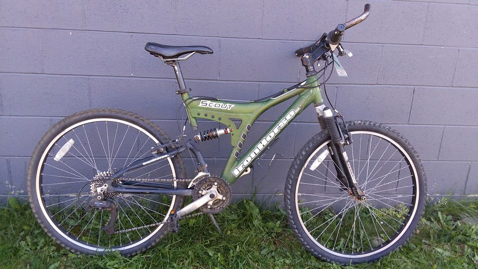 USED Iron Horse Scout 26″ MTB – $250