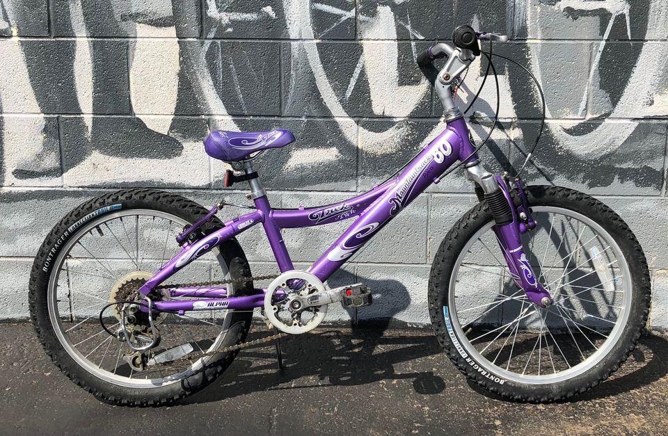 Trek MT Trek 60 purple